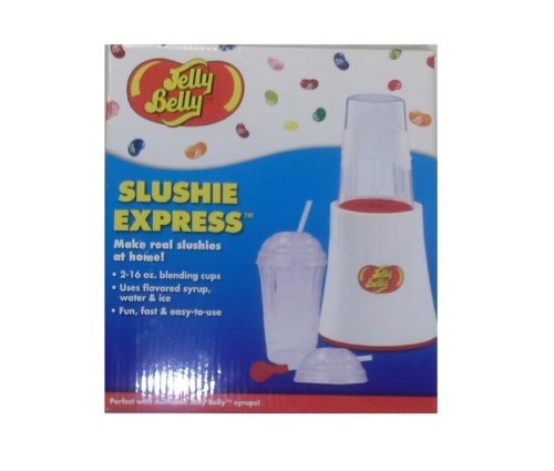 Jelly Belly Slushie Express Clear