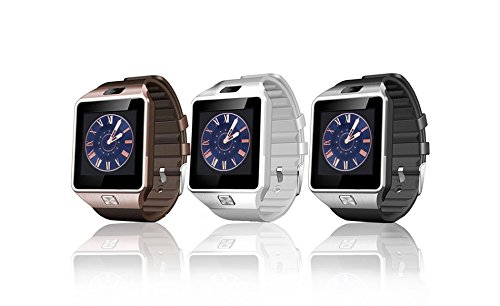 TechComm DZ09 Smart Watch With 0.5 Mp Camera Bluetooth Gsm For Android Phones by TechComm (Image #1)