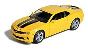 Amazon.com: Maisto 1:24 Chevrolet Camaro RS 2010 - Yellow