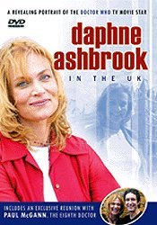 Daphne Ashbrook in the UK - From the Doctor Who TV Movie with Paul McGann by