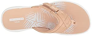 Clarks Women's Breeze Sea Flip Flop by Clarks