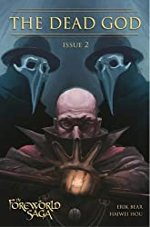 The Dead God #2: A SideQuest Comic (The Foreworld Saga)