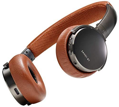 Status Audio BT One Wireless On-Ear Headphones – Bluetooth 5.0. + aptX, 30 Hours of Battery, USB-C + Quick Charge, Award…