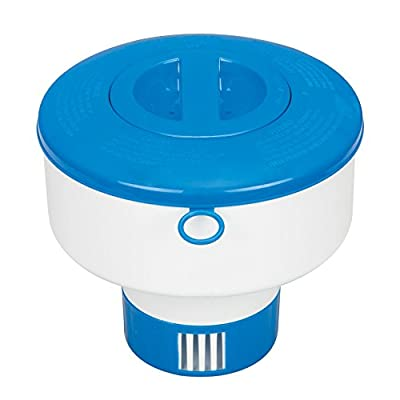 Intex Floating Chemical Dispenser for Pools, 7-Inch