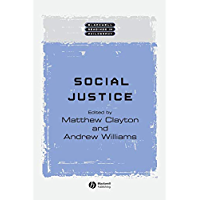 Social Justice (Wiley Blackwell Readings in Philosophy Book 12) (English Edition)