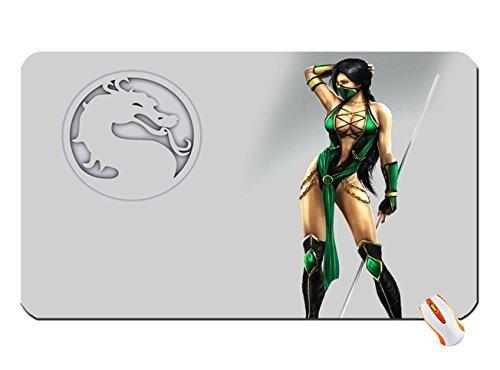 Video Games Cgi Mortal Kombat Jade Mortal Kombat Mortal Kombat Big Mouse Pad Dimensions:60X35X0.2 (Mortal Kombat Cartoons)
