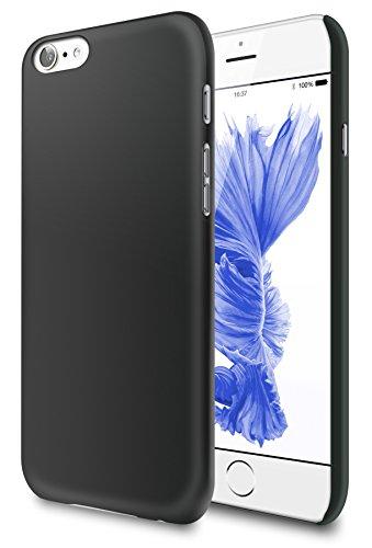 vau SlimShell Case - matte black - Hülle, Tasche für Apple iPhone 6S