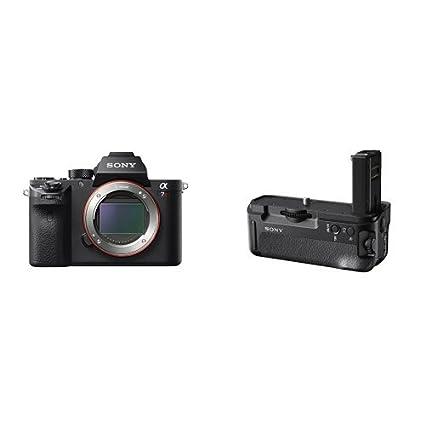 Amazon.com : Sony a7R II Full-Frame Mirrorless Camera w/ VGC2EM ...