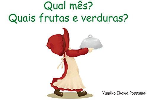 eBook Qual mês ? Quais frutas e verduras ?