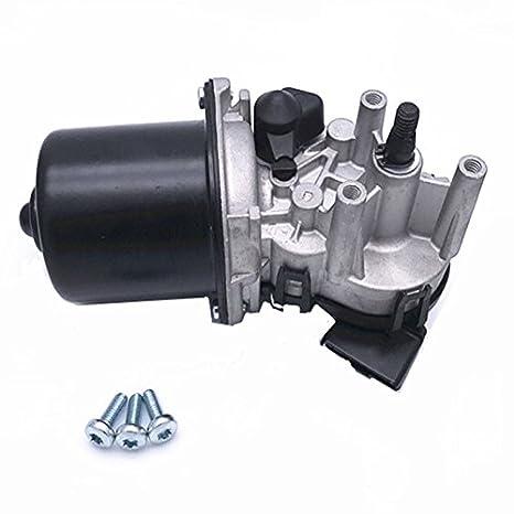 Nissan - Motor de limpiaparabrisas delantero, fabricado en la UE: Amazon.es: Coche y moto