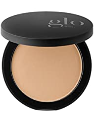 Glo Skin Beauty Pressed Base - Honey Medium - Mineral Makeup Pressed Powder Foundation, 20 Shades | Cruelty Free
