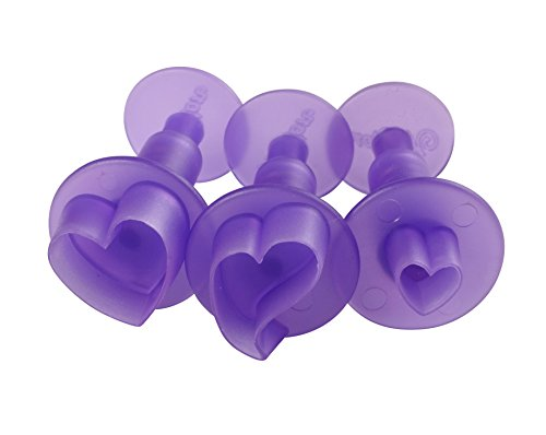 Wilton 1907-1346 Fondant Mini Cutouts, Hearts