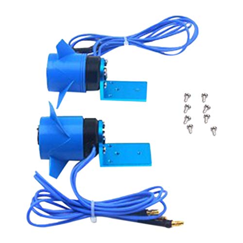 - F2838-350KV Underwater Propeller Brushless Motor RC Accessories, New F2838-350KV Waterproof Brushless Outrunner CW CCW Motor for RC Boat Airplane by GorNorriss