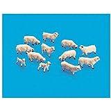 MODEL SCENE SHEEP AND LAMBS 5110