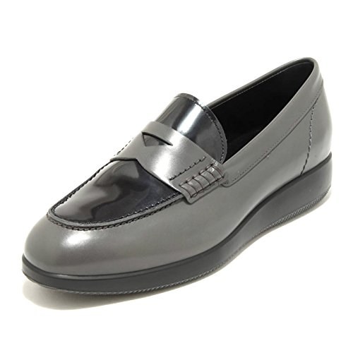 209 DRESS grigio Grigio donna scarpa H XL mocassino HOGAN women 2622G loafer shoes YqSXpF