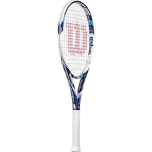 Wilson Unisex Tennisschläger Juice 100UL, mehrfarbig, 4,25, WRT71930U2