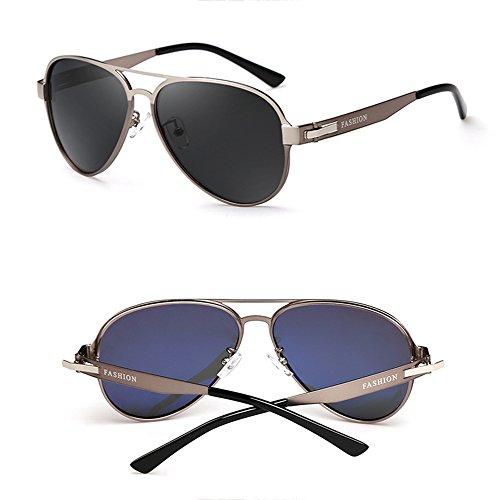 C Retro Men ZHIRONG Classic polarisées de soleil soleil UV400 unisexes de Couleur C Lunettes lunettes ABqO0Tp