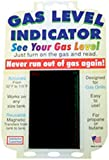 Color Change 100 Magnetic Gas Level Indicator