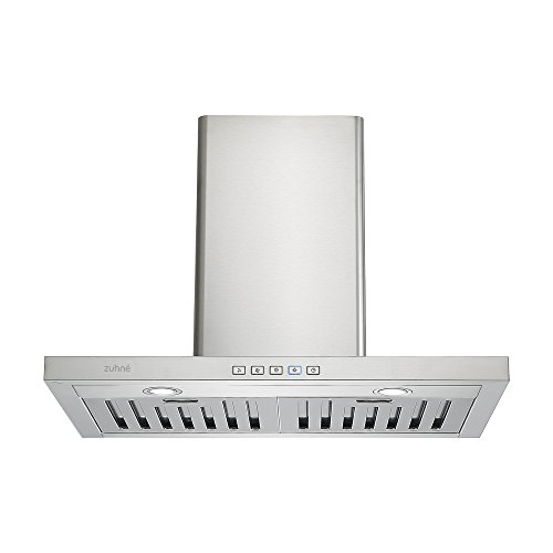 Zuhne Taurus 30 inch Kitchen Wall Mount Vented/ Ductless ...