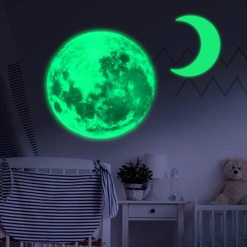 Decoracion De Techos Luna 2 unidades