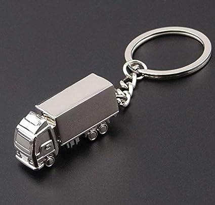 Truck key chain