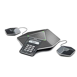 Yealink CP860 LCD Negro - Teléfono IP (LCD, Negro, 192 x 64 Pixeles, G.711, G.722, G.729ab, iLBC, IEEE 802.1x, IEEE 802.3af, IPv4/IPv6)