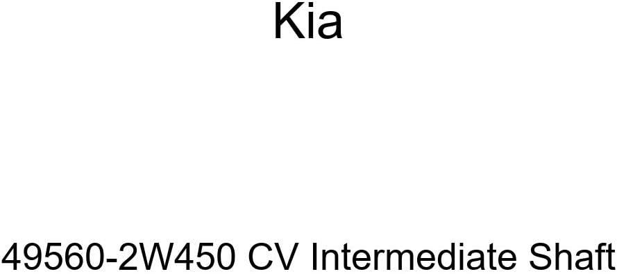 Kia 49560-2W450 CV Intermediate Shaft