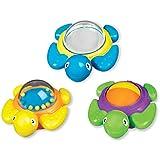 Munchkin Baby Bath Toy, Turtles
