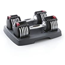 ProForm Select-a-Weight Dumbbells, 30-Pound