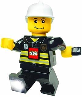 LEGO Fire LED Dynamo Torch