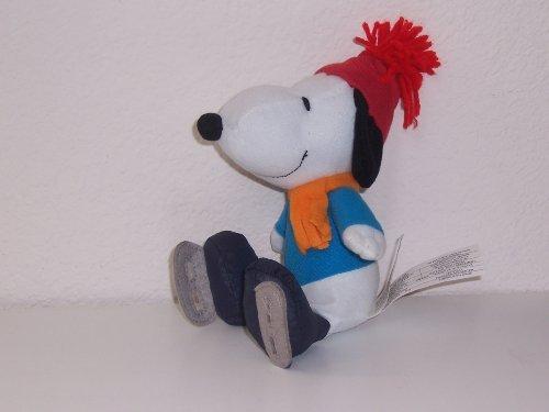 Snoopy Ice Skating Plush ()