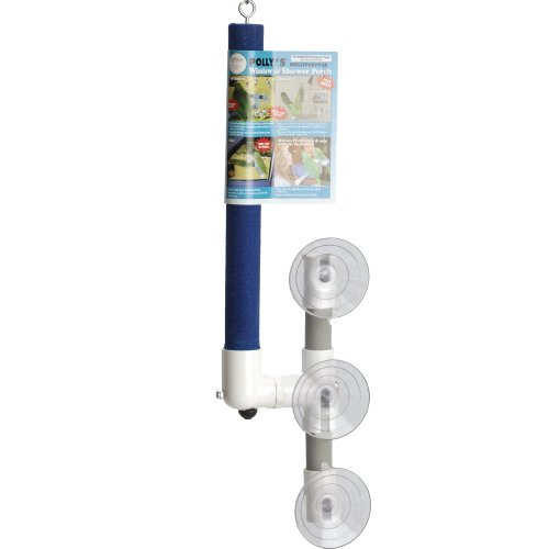 Pollys Sandy Window Shower Perch product image