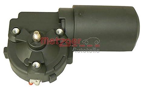 Metzger 2190500 Motor del limpiaparabrisas