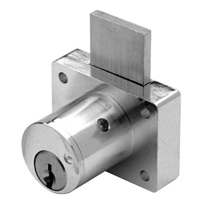 Olympus Commercial Deadbolt Drawer Lock, Keyed Different