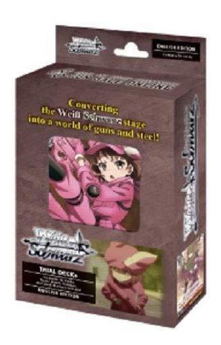 Weiss Schwarz Sword Art Online Alternative: Gun Gale Online Trial Deck Plus ()