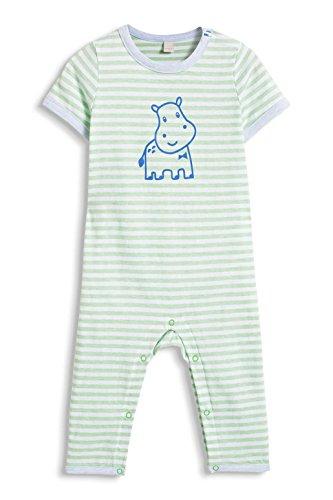 ESPRIT Baby - Jungen Spieler Overall, Gr. 56, Grün (GREEN 310)