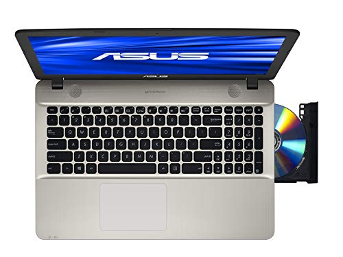 Buy ASUS Vivobook X541NA-GO017 15.6-inch Laptop (Intel Dual-Core Celeron  N3350/4GB/500GB/Endless/Integrated Graphics), Silver Online at Low Prices  in India - Amazon.in