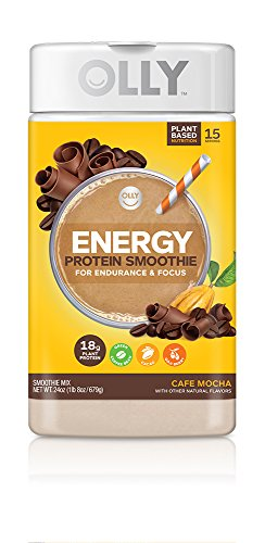 Plant Based Energy Smoothie Mocha product image
