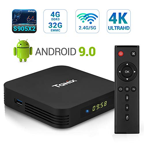 Android TaNix Amlogic S905X2 Supporting