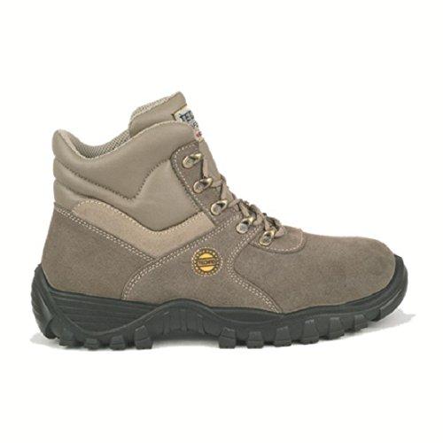 Cofra NT130-000.W45 New Tevere S1 P SRC Chaussures de sécurité Taille 45 Kaki