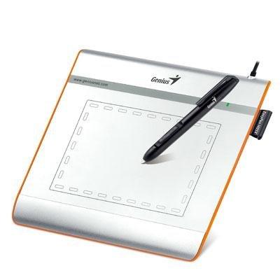 Genius EasyPen i405XE Graphic Tablet with Corel Painter Essentials 4, Best Gadgets