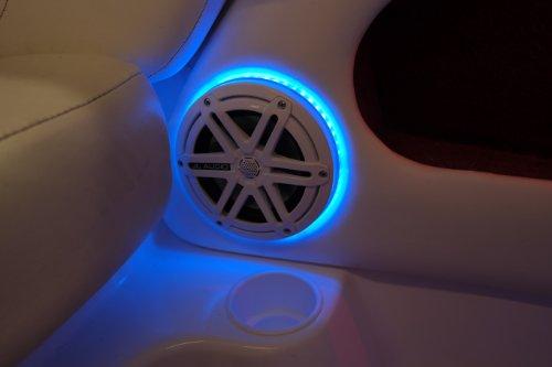Led Speaker Rings - BLAST LED JL MX650 LED Speaker Ring (BLUE)