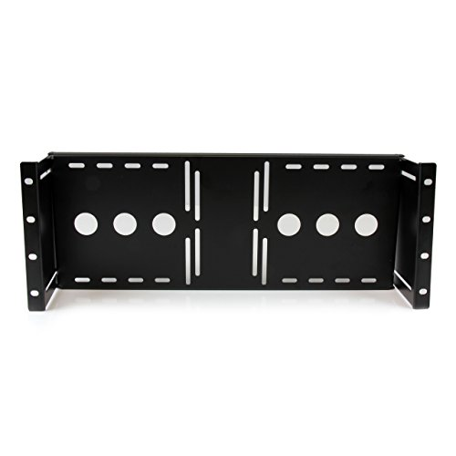 (Universal VESA LCD Monitor Mounting Bracket for 19in Rack or Cabinet)