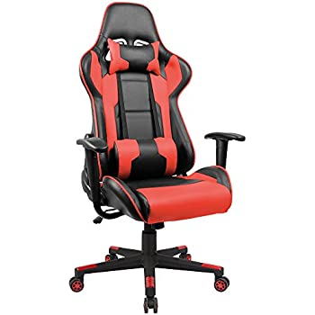 Amazon Com Tesoro Zone Balance Gaming Chair Ts F710 Rd