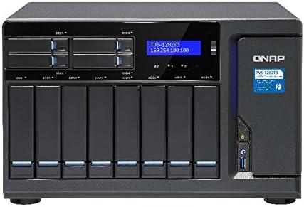 QNAP TVS-1282T3 Ethernet Torre Negro NAS - Unidad Raid (Unidad de ...