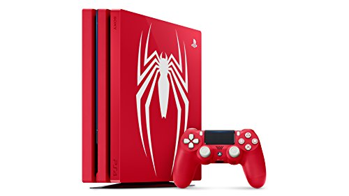PlayStation 4 Pro 1TB Limited Edition Console - Marvel's Spider-Man Bundle [Discontinued] 3