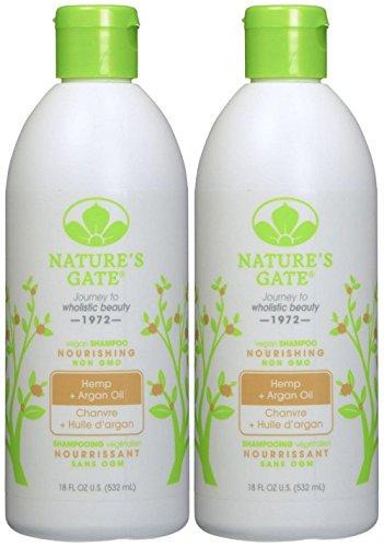 ourishing Shampoo - 18 oz - 2 pk (Hemp Ale)