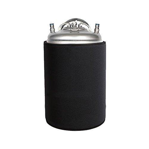 Neoprene Keg Parka Insulator for 2.5 Gallon / 9 Liter Kegs