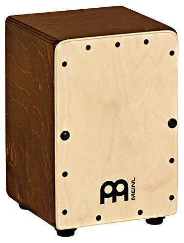 Meinl Percussion Mini Almond Body/Baltic Birch Snare Cajon (Mini Percussion)