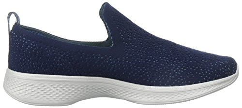Walk Navy Skechers Women's 4 Gray Go Gifted Performance wnwtYFqS